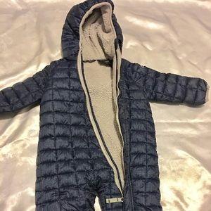 Snozu Winter Body coat 9-12 months